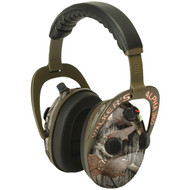 WALKERS GAME EAR GWP-AM360NXT Alpha Power Muff Quad 360 Camo Headphones with Microphone (R-GSMGWPAM360NXT)