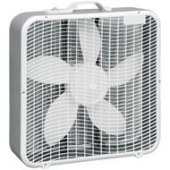 "COMFORT ZONE CZ200A 20"" Box Fan (R-HBCLCZ200A)"
