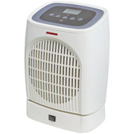 COMFORT ZONE CZ54WT Digital Oscillating Heater (R-HBCLCZ54WT)