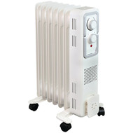 COMFORT ZONE CZ6006 Compact Oil-Filled Heater (R-HBCLCZ6006)