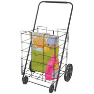 HELPING HAND FQ39520FD 4-Wheel Deluxe Folding Cart (R-HBCLFQ39520FD)