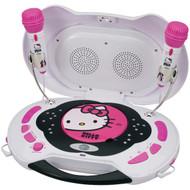 HELLO KITTY KT2003MBY Karaoke System & CD Player (R-HKT2003MBY)