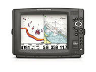 "Humminbird 1159CI HD 10"" 50/200KHZ Fishfinder/GOS (R-HUM4092101)"