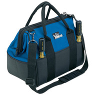 "IDEAL 35-410 13"" Large-Mouth Tool Bag (R-IDI35410)"