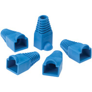 IDEAL 85-380 Strain Relief Boots (for RJ45 Mod Plugs; 25 pk) (R-IDI85380)