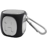 IHOME IBT55BGXC Bluetooth(R) Rechargeable Mini Speaker System (Black/Gray) (R-IHMIBT55BGXC)