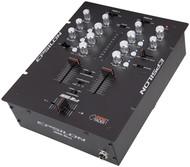Epsilon Ultra Compact Pro Dj Battle Mixer With Built In Mini Inno (Black) (R-INNOMIX2BLACK)