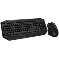 IOGEAR GKM602R Kaliber Gaming(R) Wireless Gaming Keyboard and Mouse Combo (R-IOGGKM602R)