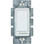 GE 10464 Single Pole Rocker-Style Dimmer (R-JAS10464)