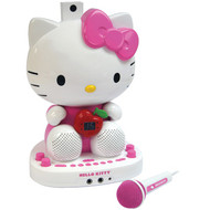 HELLO KITTY KT2007 Karaoke System with Built-in Video Camera (R-JENKT2007)