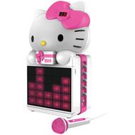 HELLO KITTY KT2008B Karaoke System with LED Light Show (R-JENKT2008B)