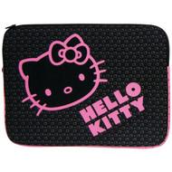 "HELLO KITTY KT4311BP 9""-11"" Notebook Sleeve (Black) (R-JENKT4311BP)"