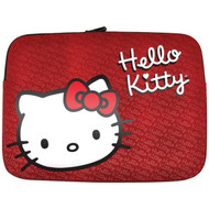 "HELLO KITTY KT4311RW 9""-11"" Notebook Sleeve (Red) (R-JENKT4311RW)"