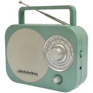 STUDEBAKER SB2000TE Portable AM/FM Radio (Teal) (R-JENSB2000TE)