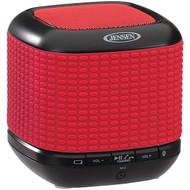 JENSEN SMPS621R Portable Bluetooth(R) Speaker (Red) (R-JENSMPS621R)