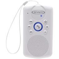 JENSEN SMPS-640 SMPS-640 Water-Resistant Bluetooth(R) Hands-Free Shower Speaker (R-JENSMPS640)