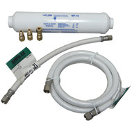 LF4096323206014 Poly-Flex Ice Maker Connector Kit with Water Filter (R-JMF72KITBLF)