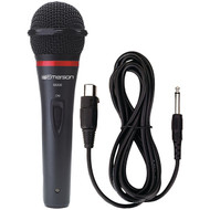 KARAOKE USA M200 Professional Dynamic Microphone with Durable Metal Case & Grille (R-JSKM200)