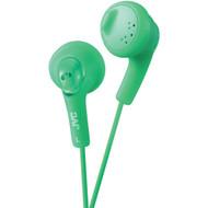 JVC HAF160G Gumy(R) Earbuds (Green) (R-JVCHAF160G)