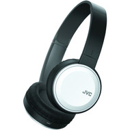 JVC HAS190BTW Colorful Bluetooth(R) Headphones (White) (R-JVCHAS190BTW)