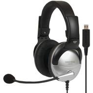 KOSS 178203 SB45 USB Communication Headset (R-KSSSB45USB)