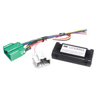 Pac Radio Replacement Interface For Non-Amplified 29-Bit Gm Lan V2 Vehicles With 20-Pin And 16-Pin (R-LCGM51)