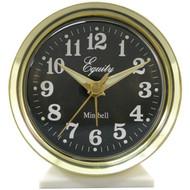 EQUITY BY LA CROSSE 12020 Analog Keywind Alarm Clock (R-LCR12020)