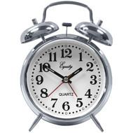 EQUITY BY LA CROSSE 13014 Analog Quartz Alarm Clock (R-LCR13014)