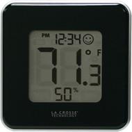 LA CROSSE TECHNOLOGY 302-604B-TBP Indoor Comfort Level Station (Black) (R-LCR302604BTBP)