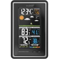 LA CROSSE TECHNOLOGY 308-1425C Wireless Color Forecast Station (R-LCR3081425C)