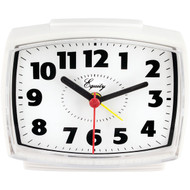 EQUITY BY LA CROSSE 33100 Electric Analog Alarm Clock (R-LCR33100)
