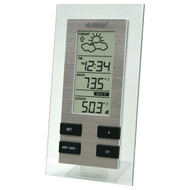 LA CROSSE TECHNOLOGY WS-9215U-IT-CBP Wireless Forecast Station with Indoor/Outdoor Temperature (R-LCRWS9215UIT)