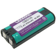 LENMAR CB0105 Panasonic(R) KX-TC Series & KX-TG Series Cordless Phone Replacement Battery (R-LENCB0105)
