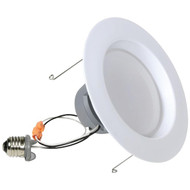 "GoControl LB65R6Z-1 Bulbz 5""-6"" Z-Wave(R) Smart LED Indoor Recessed Retrofit Light Kit (R-LINLB65R6Z1)"