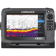 LOWRANCE 000-11785-001 HDS-7 Gen3 Insight(TM) Fishfinder/Chartplotter with 83/200kHz Transducer (R-LRN11785)