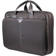 "MOBILE EDGE MEBCNP1 16"" PC/17"" MacBook(R) Nylon Notebook Briefcase (Premium) (R-MBLMEBCNP1)"