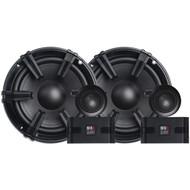 "MB Quart DC1-216 Discus Series 6.5"" 90-Watt Component Speaker System with 1"" Tweeters (R-MBQDK1216)"