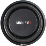 "MB Quart DS1-254 Discus Series 400-Watt Shallow Subwoofer (10"") (R-MBQDS1254)"