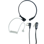 MIDLAND AVPH8 2-Way Radio Accessory (Acoustic Throat Microphone for GMRS Radios with PTT/VOX Compartment) (R-MDLAVPH8)