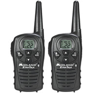 MIDLAND LXT118 18-Mile GMRS Radio Pair Pack (R-MDLLXT118)