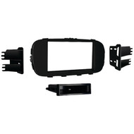 METRA 99-7360B 2014 & Up Kia(R) Soul Single-DIN Installation Kit, Matte Black (R-MEC997360B)