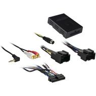 AXXESS BX-GM6 BASIX Retention Interface (For Select 2006-2012 GM(R) LAN11 Amp/No Amp) (R-MECBXGM6)