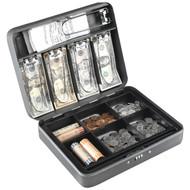 STEELMASTER 2216190G2 Cash Box with Combination Lock (R-MMF2216190G2)