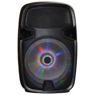 "Maxpower 12"" Woofer With Moon Light Usb/Sd/Bt/Mic (R-MPD122L)"