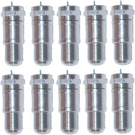 CHANNEL PLUS 2501-10 In-Line Blocking Capacitors, 10 pk (R-MPT250110)
