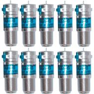 CHANNEL PLUS 2506-10 In-Line Attenuators, 10 pk (6dB) (R-MPT250610)