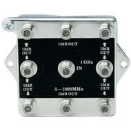 CHANNEL PLUS 2538 Splitter/Combiner (8 way) (R-MPT2538)