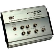 CHANNEL PLUS DA506BID RF Amp (Full RF spectrum; 6 Outputs) (R-MPTDA506BID)