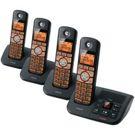 MOTOROLA K704B DECT 6.0 Cordless 4-Handset Phone System with Caller ID & Answering System (R-MRAK704B)