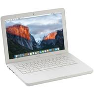 "APPLE MC207/C2D/4/250 Refurbished 13"" MacBook(R) (R-MWHMC207)"